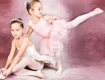 Танцы для детей от четырех лет в Воронеже, классическое направление