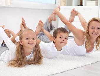 Йога как путь к здоровому стилю жизни